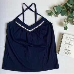 Gap Navy Blue Cami Size Xs